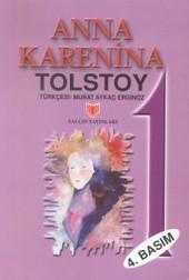 Anna Karenina 4 Cilt Takım