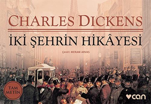 İki Şehrin Hikayesi - Mini Kitap