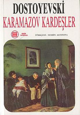Karamazov Kardeşler (3 Cilt Takım)