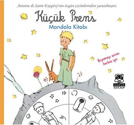 Küçük Prens Mandala Kitabı