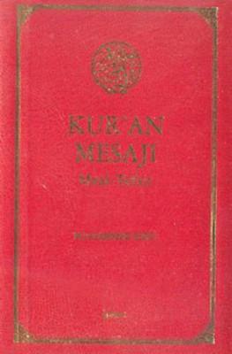 Kur'an Mesajı Meal-Tefsir-büyük