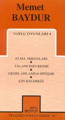 Mehmet Baydur-Toplu Oyunları 4